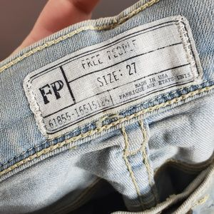 Free People Jeans - Free People Skinny Jeans Size 27 New With Tags